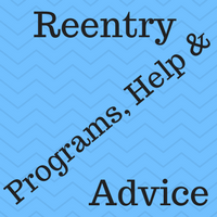 "Image with the caption ""reentry programs, help and advice."""