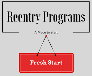 "Picture ""Reentry Programs for felons and ex-offenders, A place to start."""