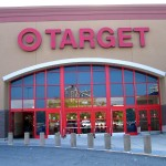 Picture of a target store that is now hiring felons
