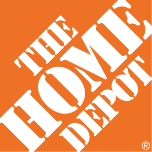 Picture of the Home Depot logo