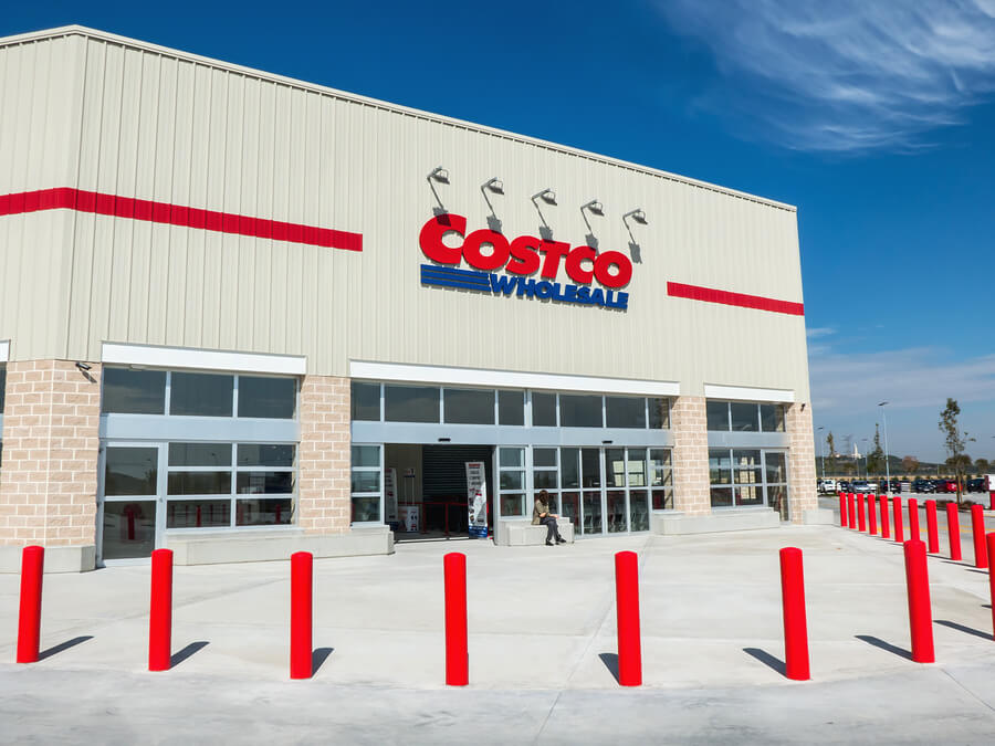 Picture Of A Costco Store That May Hire Felons