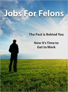 Picture of the book jobs for felons.