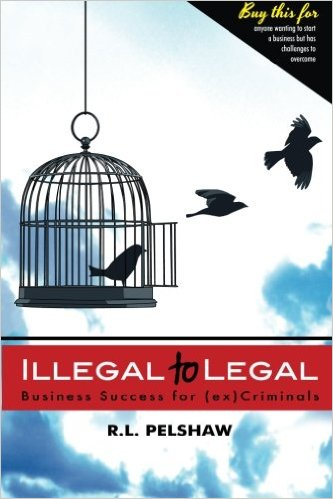 Picture of the book Illegal to legal.