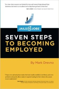 Picture of the book jail to jobs.
