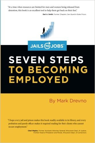 "Picture of the book ""seven steps to becoming employed"""