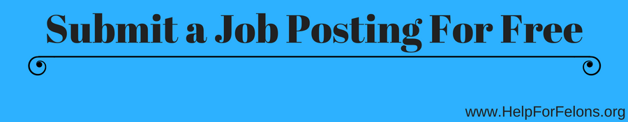 "Image with decorative scroll and the caption ""Submit a job posting for free."""