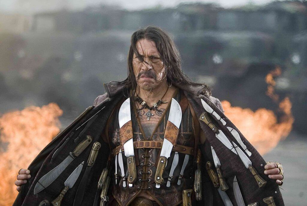 Picture of Danny Trejo.